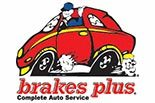 Brakes Plus Logo in Denver CO