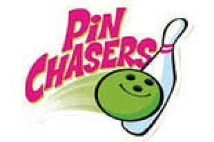 Pin Chasers Bowling Alley in Tampa, Fl logo