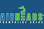 AirHeads Trampoline Arena Restaurant logo in Tampa, FL