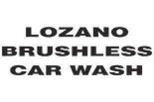 LOZANO BRUSHLESS CAR WASH logo