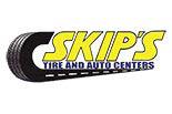 Skips Tire & Auto Center logo