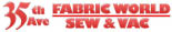 35th Sew & Vac proudly offers the finest sewing and embroidery machines in Arizona
