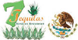 7 Tequilas Mexican Restaurant logo