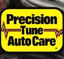 Precision Tune Auto Care.