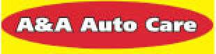 A & A Auto Care logo