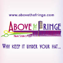 HAIR SALON COUPON - $30 Shampoo, Style, Roller Set & Comb Out or Curling Iron Style from Above The Fringe Hair Studio