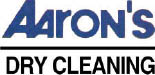 Aaron's Dry Cleaning logo in Queen Anne Seattle WA