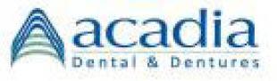 Acadia Dental Logo, Dental Logo, Dentist, Dentist Logo, Acadia, Acadia Logo, Acadia Dental, Dentures