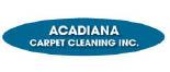 ACADIANA CARPET CLEANING INC. logo