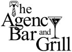 The Agency Bar & Grill located in North Oklahoma City inside Best Western.