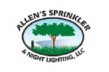 Allen's Sprinkler coupons