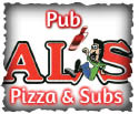 Al's Pizza & Subs Logo