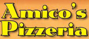 Amico's Pizzeria logo