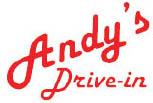 Andy's Drive Inn in Kenosha logo.