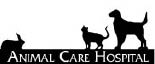 ANIMAL CARE HOSPITAL logo