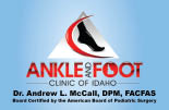 Foot Ankle Pain Dr. Andrew L. McCall Colored Toenails Nail Laser Treatment Clear Toe Nails