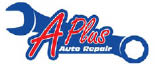 A PLUS AUTO REPAIR logo