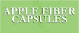Apple Fiber Capsules Logo