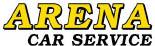 ARENA TAXI CAR SERVICE logo