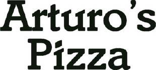 ARTURO'S PIZZA logo