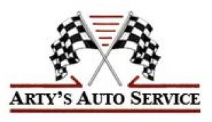 arty's auto service,auto service logo,auto repair in coatesville pa,insurance,tire change,