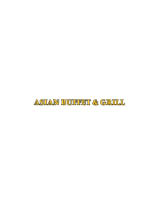 Asian Buffet & Grill logo