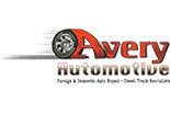 Avery Automotive logo - Monroe, WA
