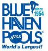 BLUE HAVEN POOLS / TULSA logo