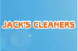 JACK'S CLEANERS logo