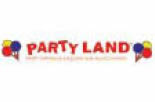 partyland,schimek,baloons,banners,decorations,confetti,ribbons,centerpieces