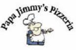 Papa Jimmy's Pizzeria logo