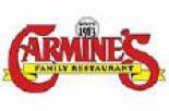 Restaurant coupon Rochester NY Carmines Restaurant