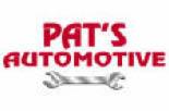 Pat's Automotive logo