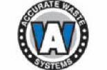 Accurate Waste Systems in Lake Hopatcong NJ logo