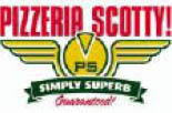 Pizzeria Scotty in West Allis WI best pizza in Milwaukee in 2014. Best Pizza in West Allis logo