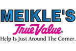 Meikle's Northside True Value Logo- Madison, WI