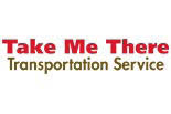Take Me There Transportation in NJ logo