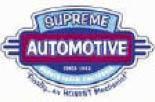 Supreme Automotive in Grover Beach, CA logo