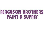 Ferguson Brothers Paint & Hardware in Alpha NJ logo