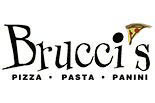BRUCCI'S PIZZA - BEACH BLVD logo