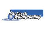 MID ATLANTIC WATERPROOFING logo