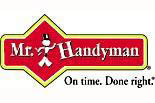 home repair maintenance renovation Mr. Handyman Fredericksburg, VA area dry wall repair