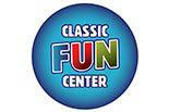 CLASSIC FUN CENTER logo