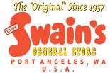 SWAIN'S GENERAL STORE logo