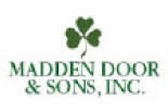 Madden Door and Sons, Inc. LOGO
