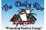 The Daily Rise Expresso and Coffee Shop in Utah logo