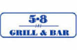 5-8 Club Grill and Bar logo in Champlin, MN