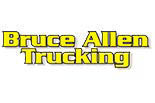Bruce Allen Trucking in Glen Gardner NJ logo