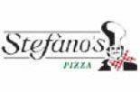 STEFANOS PIZZA logo