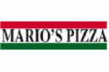 MARIOS PIZZA logo